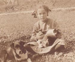 Ethel Elizabeth <i>Walker McCray</i> Mitchell