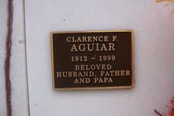 Clarence F Aguiar