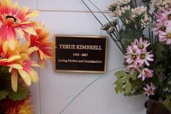 Terue <i>Kose</i> Kimbrell