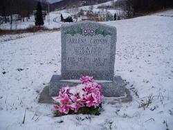 Arlene <i>Harbaugh</i> Crosby