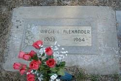 Virgie L. Alexander