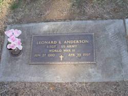 Leonard L. Anderson