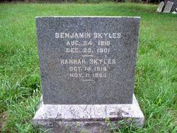 Benjamin Franklin Skyles