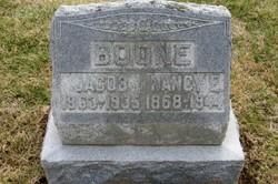 Nancy Ellen <i>Cobb</i> Boone