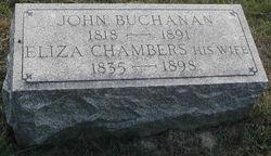 Eliza <i>Chambers</i> Buchanan