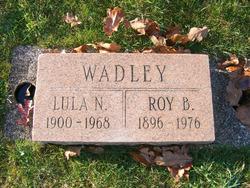 Roy Bernard Wadley
