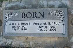 Frederick S. Pop Born