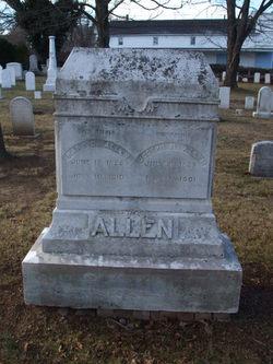 Mary Catherine <i>Walton</i> Allen