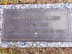 Albert Gene Dabney