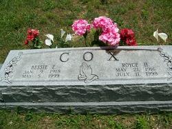 Bessie Z <i>Buck</i> Cox