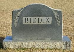 James Bulow Biddix