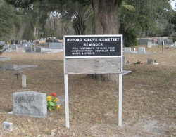 Buford Grove Cemetery