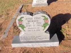 Jessie <i>Cone</i> Brimmer