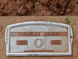 Thelma Davies