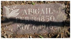 Abigail Jane <i>Way</i> Barnes