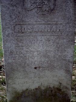 Rosannah Bowman