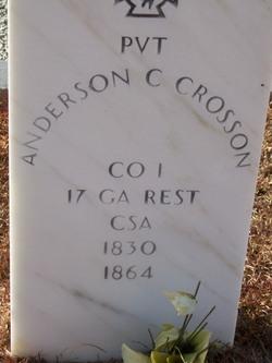Anderson C. Crosson