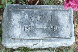 Mary Jane <i>Abbott</i> Burdick