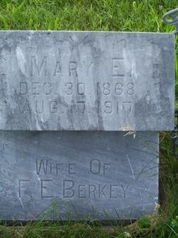Mary Elizabeth <i>Lathrop</i> Berkey