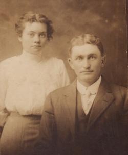 Clara Edna <i>Lathrop</i> Byrum