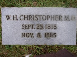 W. H. Christopher