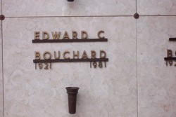 Edward C Bouchard