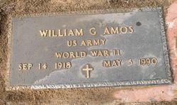 William Garnett Bill Amos