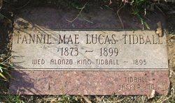 Fannie Mae <i>Lucas</i> Tidball