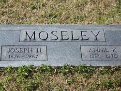Joseph Hampton Moseley