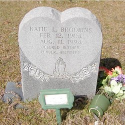Katie L Brookins