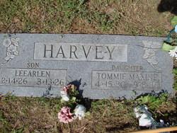 Tommie Maxine Harvey