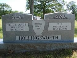 Peggy Joyce <i>Null</i> Hollingsworth
