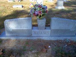 Evelyn <i>Dudley</i> Adams