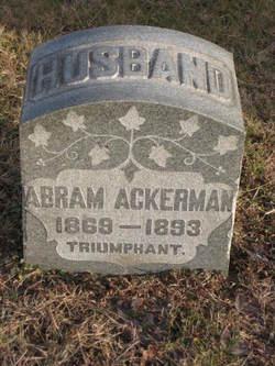 Abram Ackerman