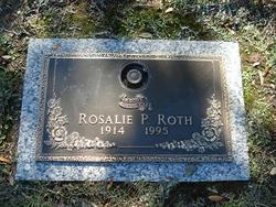 Rosalie <i>P.</i> Roth