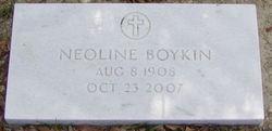 Neoline Boykin