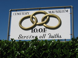 IOOF Cemetery & Mausoleum