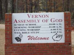 Vernon Assembly of God Cemetery