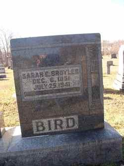 Sarah E. <i>Broyles</i> Bird
