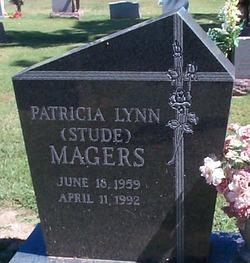 Patricia Lynn Trish <i>Stude</i> Magers