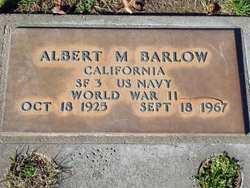 Albert M Barlow