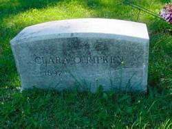 Clara Amelia <i>Oliver</i> Ripken