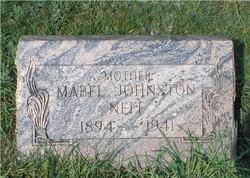 Mabel <i>Johnston</i> Neff