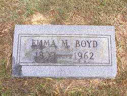 Emma Louise <i>Morgan</i> Boyd