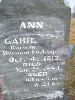 Ann <i>Young</i> Garr