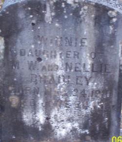 Winnie Bradley