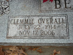 Clemmie <i>Overall</i> Beaird