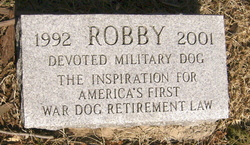 Robby The Military Dog