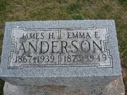 Emma F Anderson