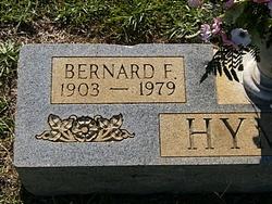Bernard Franklin Hyman